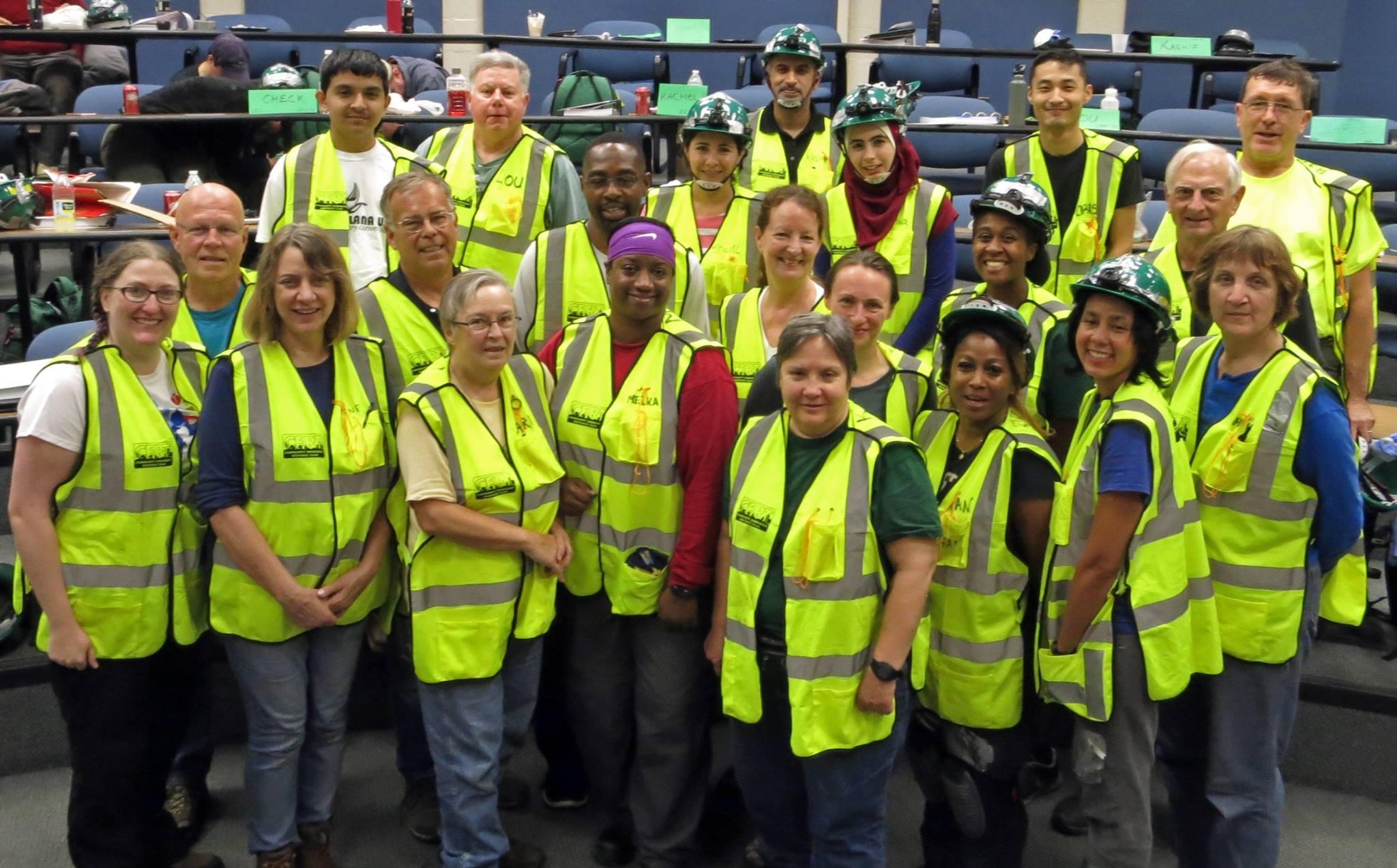 Free Training In Basic Disaster Response Skills. Next @FairfaxCoCERT  Class Begins Nov. 6: https://t.co/tgXvyBLQuM https://t.co/9HMlFYdmfF