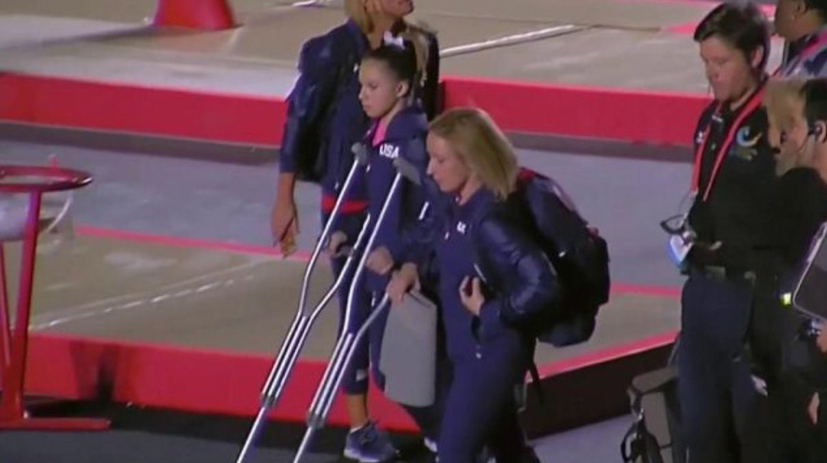 video ragan smith out of gymnastics worlds all around ad284a81a