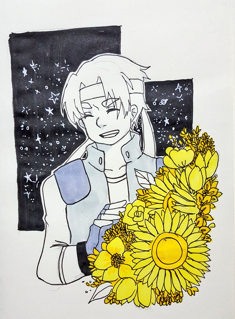 #inktober day 6: you tide me over with a warmth I&#39;ll not forget  #VoltronLegendaryDefender #hunk #inktober2017<br>http://pic.twitter.com/peyqnPQTXA