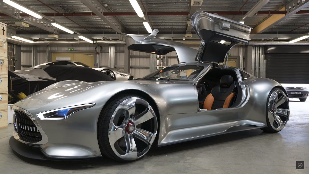 Daimler ag on twitter how bruce wayne got his very own for Justice league mercedes benz