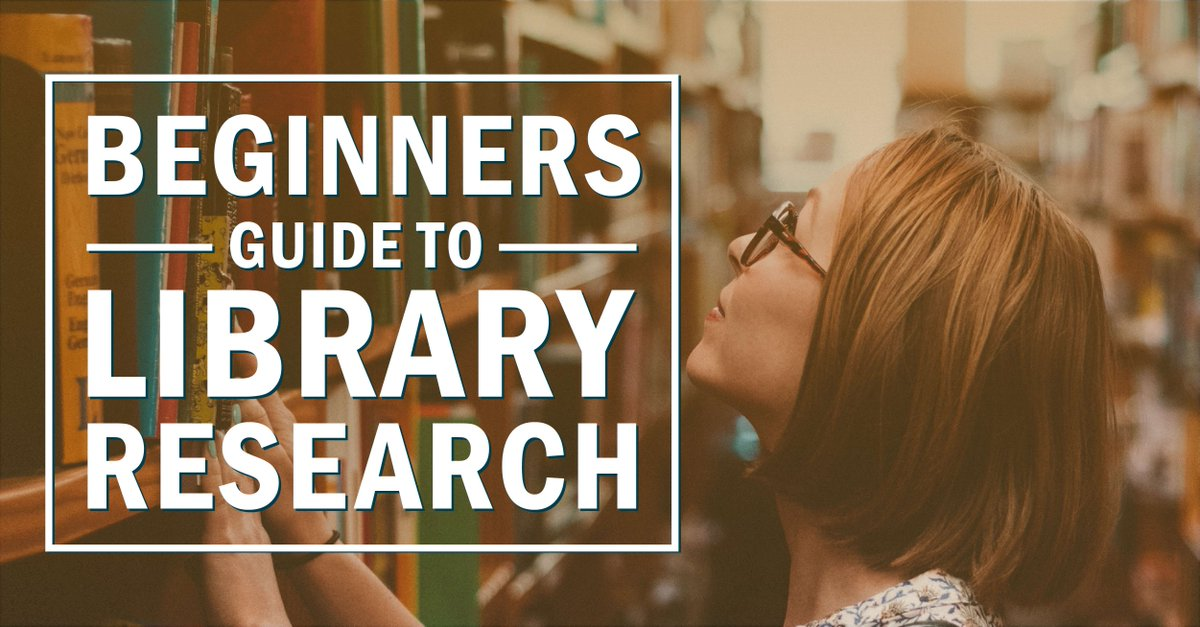 Make the most of your library research with these tips.  https:// buff.ly/2kteP1r  &nbsp;   #collegetips #researchpapers <br>http://pic.twitter.com/VqnZV0kIEA
