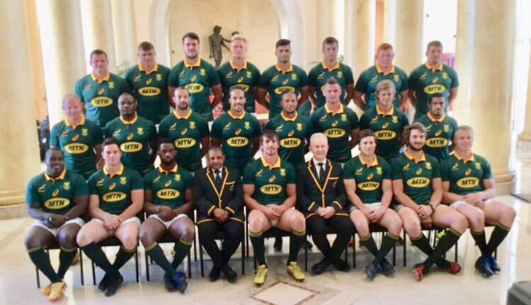 Let's do the only thing expected of us as true South Africans and get behind our @Springboks #bornSAsupportSAalways https://t.co/NI3os5h5j1