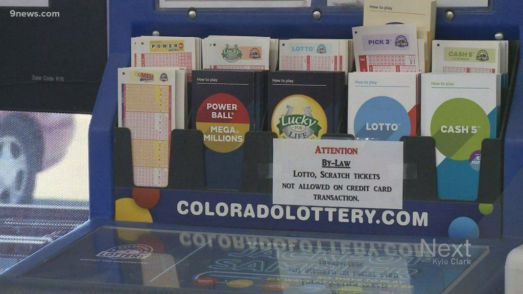 Winner sues Colorado Lottery for money lost in rigged game