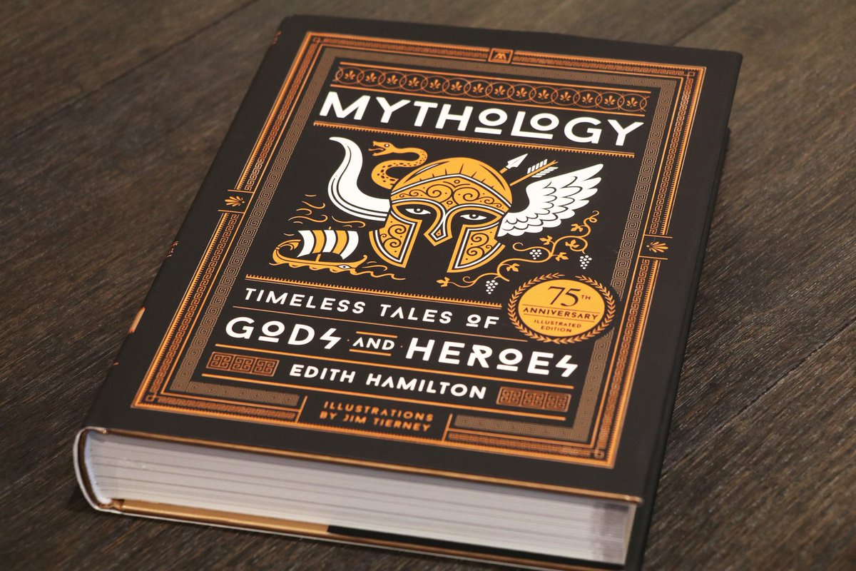 mythology timeless tales of gods and heroes pdf