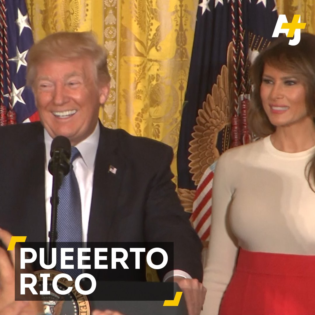 Donald Trump Marks Hispanic Heritage Month By Mocking The Puerto Rican Accent
