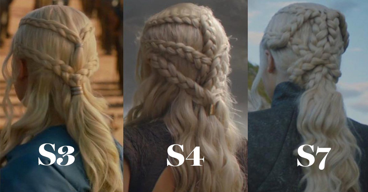 This hidden meaning behind Daenerys' braids on #GameOfThrones is mind-blowing: https://t.co/U5u9I74tiV