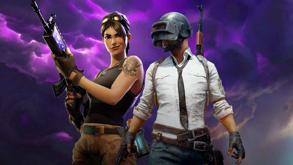 Gamespot On Twitter Pubg Vs Fortnite Is Epic S Battle Royale