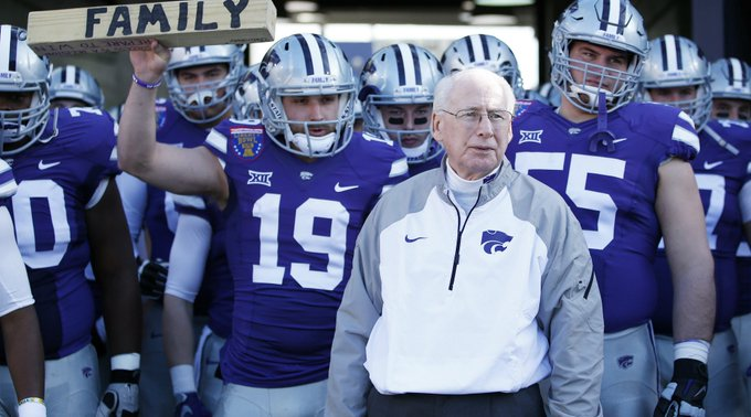 Happy Birthday to Bill Snyder who turns 78 today!