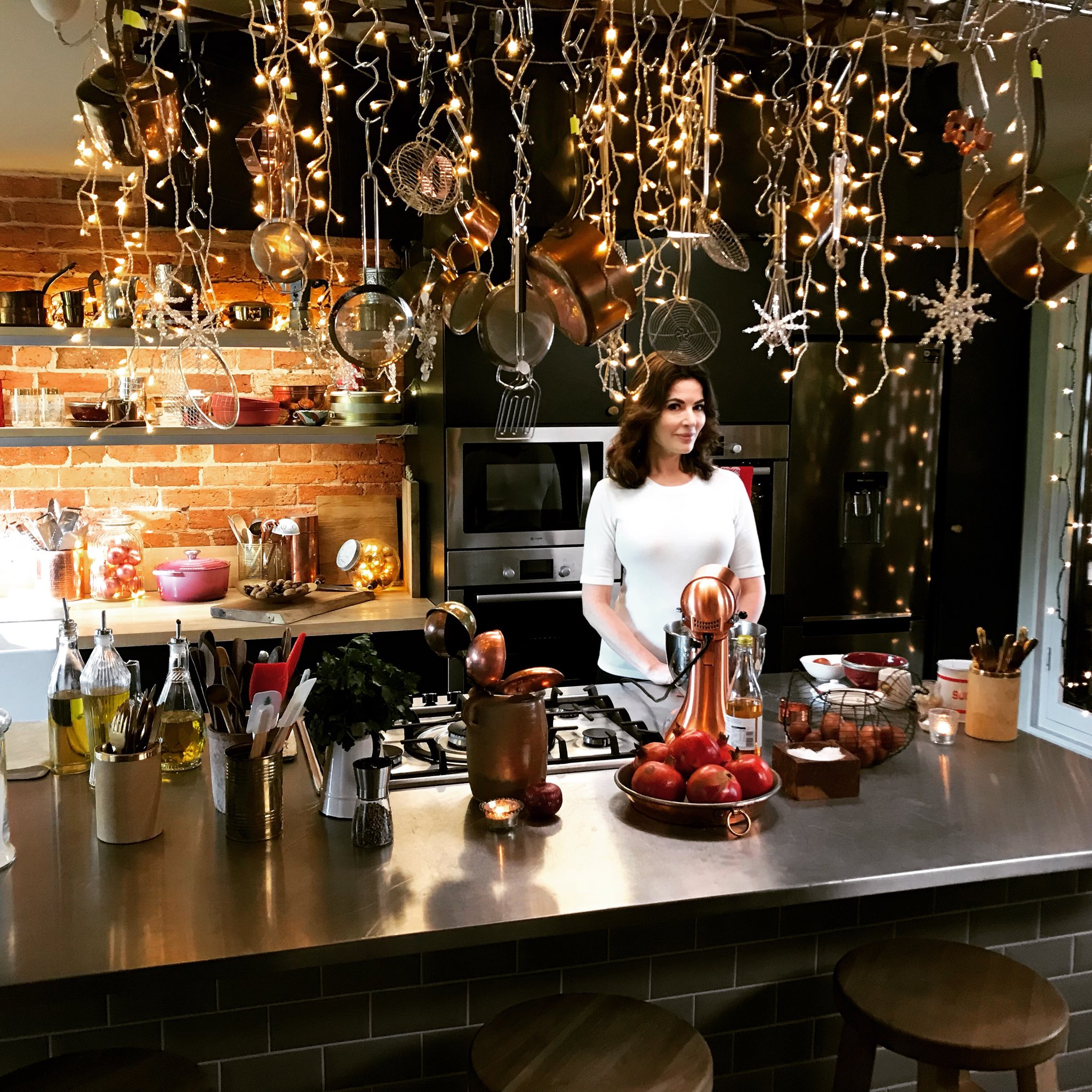 Nigella Lawson On Twitter Quot In My Christmas Kitchen For A