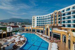 Deluxe resort spa 5 турция аланья alanya тюрклер turkler