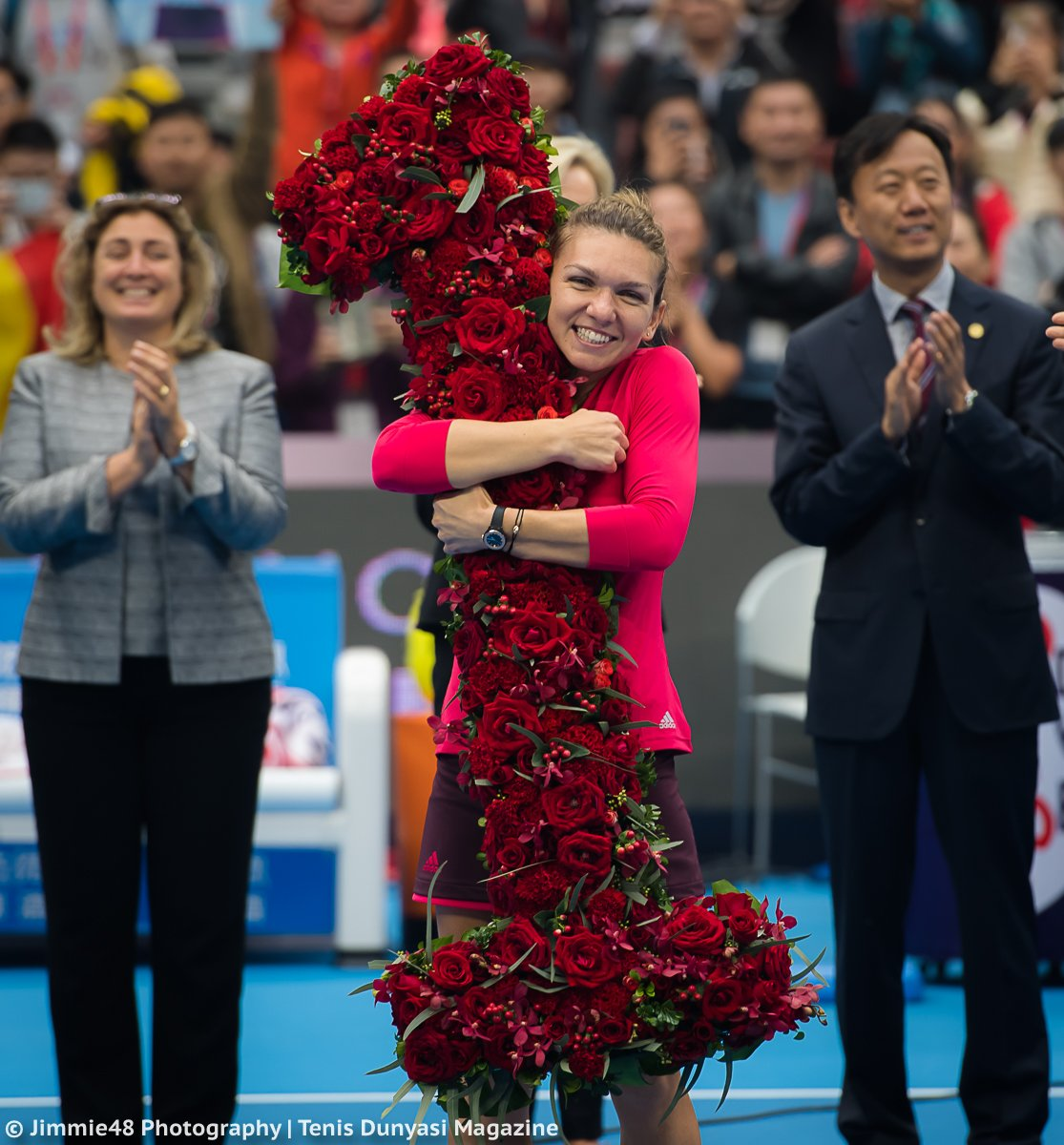 With a run to the final of China Open in Beijing, Halep will become new WTA World No. 1 when the updated rankings are released on Monday, October 9.