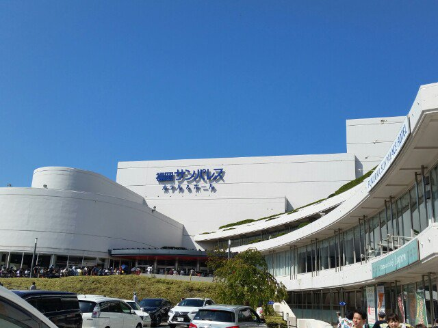 福岡サンパレスで開催された『仮面ライダーエグゼイドファイナルステージ&番組キャストトークショー』に行ってきました~~♪  番組のワンシーンや変身シーンの再現