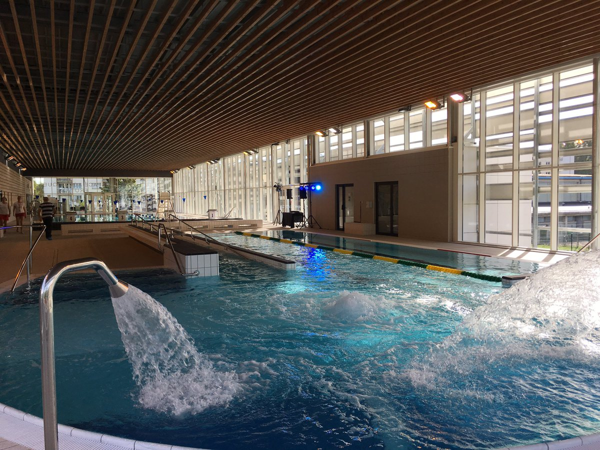 Ville de meaux on twitter piscine frot un nouvel for Piscine frot meaux
