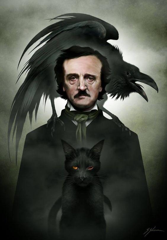 Tal día como hoy de 1849 moría Edgar Allan Poe. ¿Cuál de sus relatos es vuestro favorito?