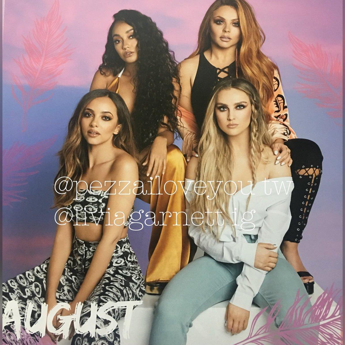 Little Mix 2017 Calendar