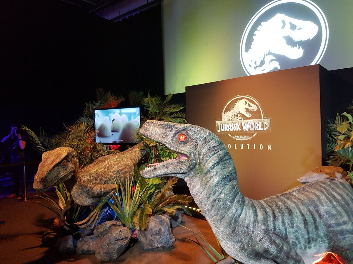 Thegamingbeaver Primal Carnage Spinosaurus Dinosaur Breakout Jurassic Park Operation Genesis