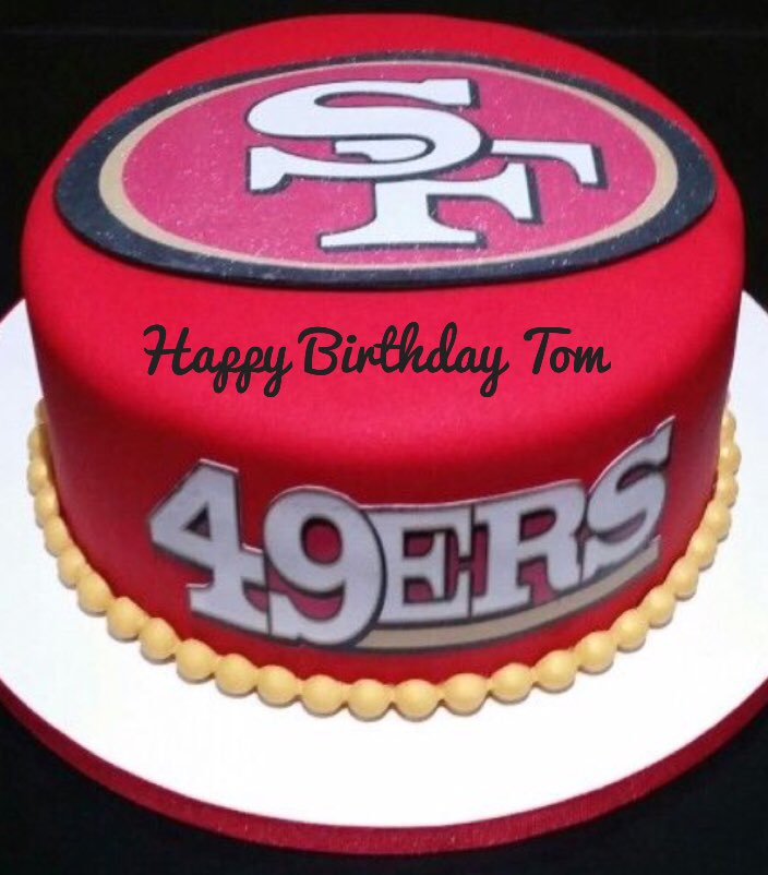 Outstanding San Francisco 49Ers On Twitter Happy Birthday To 49Ers Hall Of Funny Birthday Cards Online Overcheapnameinfo