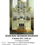 Tijdens deze bijzondere avonddienst klinkt de cantate 'Jesu, meine Freude' van Dietrich Buxtehude. Liturg: prof. dr. Kees Kaashoek