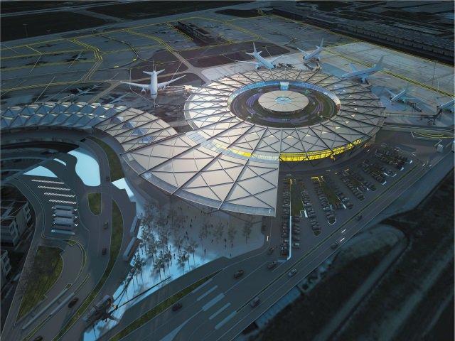 L'aéroport Lyon Saint-Exupéry se dote d'un nouveau terminal https://t.co/xqEepSGFfw #Lyon #actu https://t.co/bXIOJzZPOk