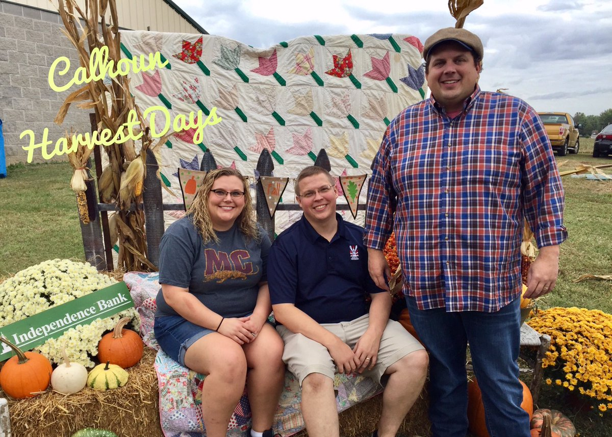 Come on out to Calhoun Harvest Days! #Fr...