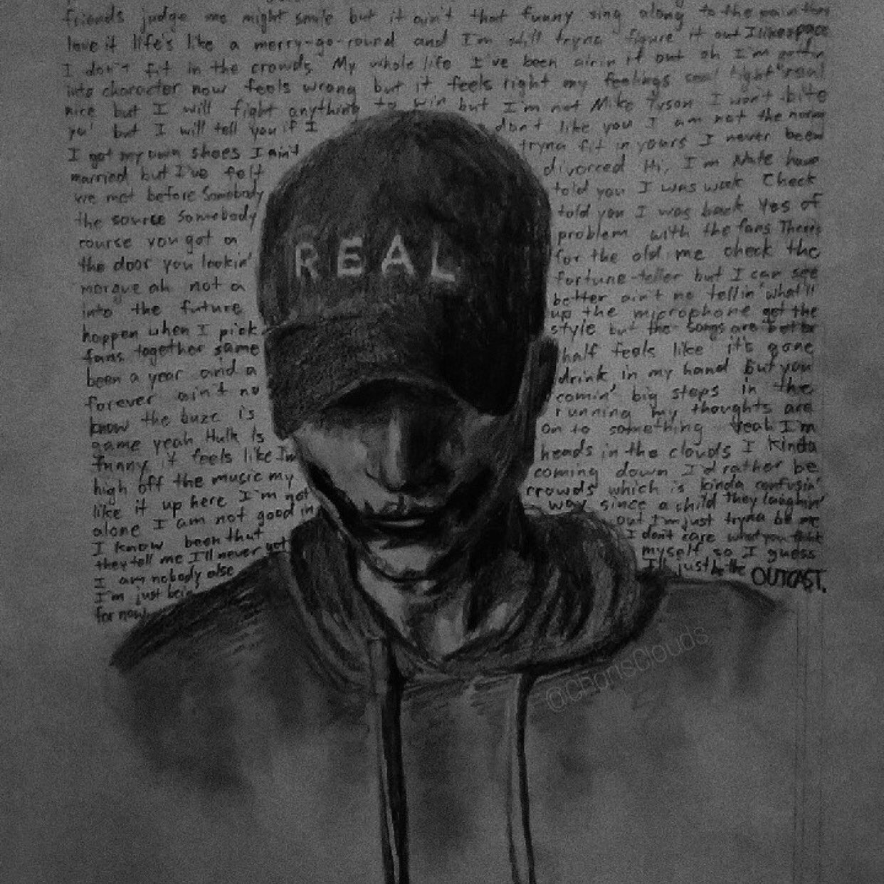 NF – Outcast Lyrics | Genius Lyrics