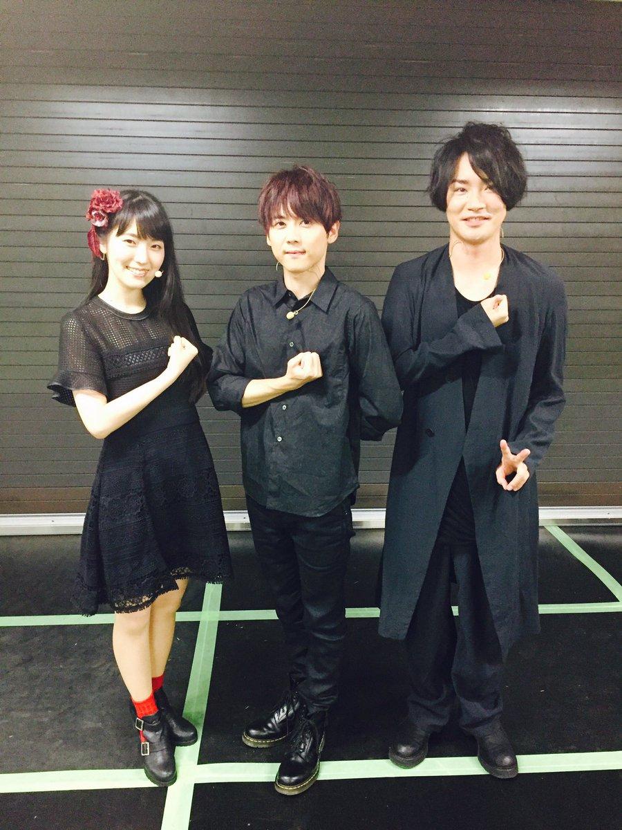 "Attack On Fans on Twitter: ""Yui Ishikawa (Mikasa), Yûki ...  Attack On Fans ..."