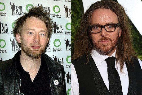 October 7: Happy Birthday Thom Yorke and TimMinchin