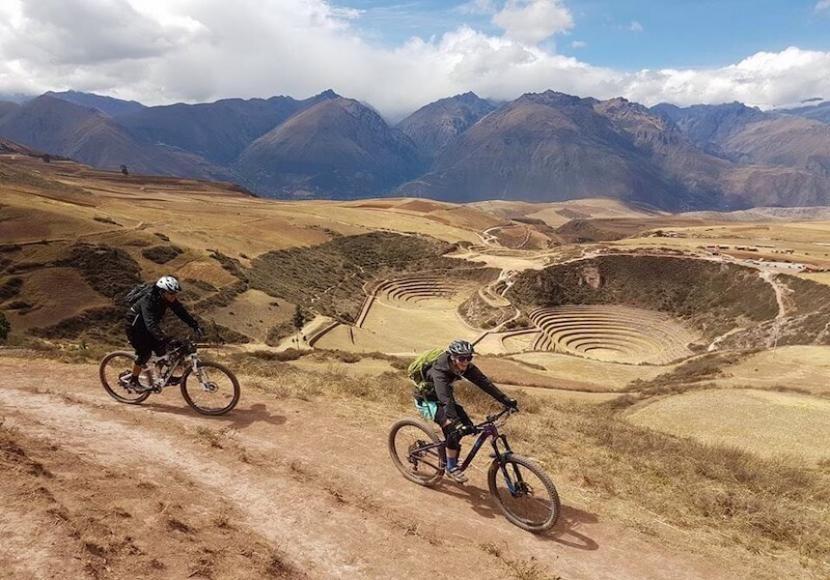 Pedaling Peru: Blending Mountain Biking and Inca Culture #mtb #mtblife #mountainbike #mountainbiking  http:// sacredrid.es/2xTIkiM  &nbsp;  <br>http://pic.twitter.com/HH8ZjPjewL
