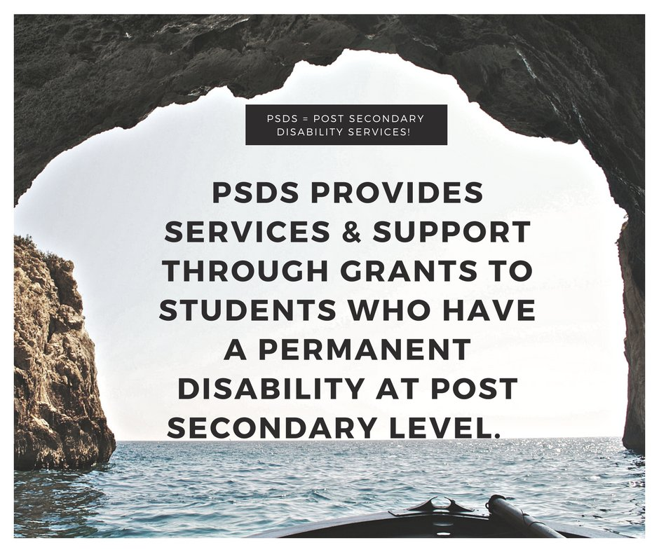 Have you heard about #PSDS before? For more info check out their website:  https:// novascotia.ca/PSDS/  &nbsp;   #ADHDAwarenessMonth #ADHD #Strategies <br>http://pic.twitter.com/rB9JDv7jfZ