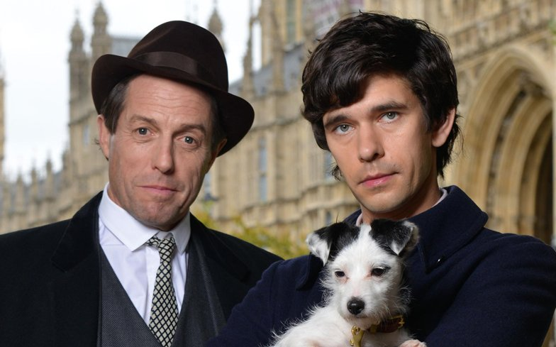 Here's a first look at Hugh Grant and Ben Whishaw in new gay drama.  https://t.co/WDjdp77zWE