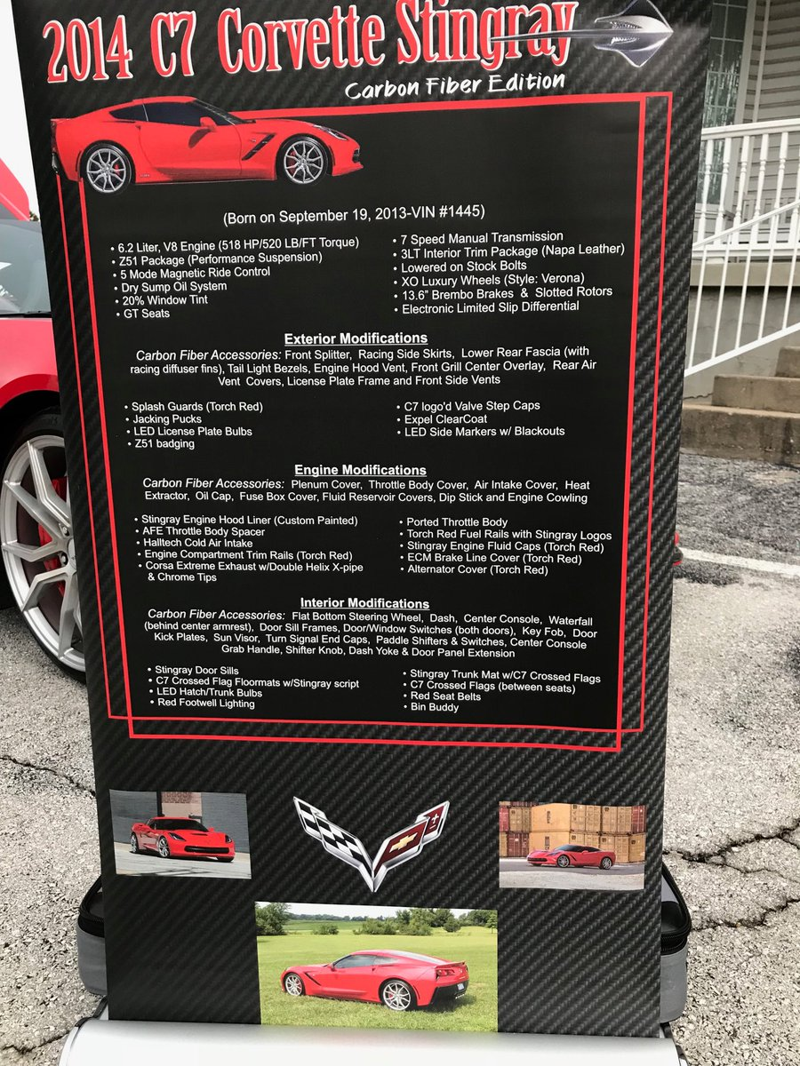 Steve Garrett Stevegarrettdj Twitter C7 Corvette Fuse Box Picture 0 Replies Retweets 3 Likes