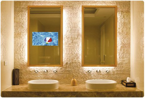 Mirror &amp; Bathroom Televisions. We&#39;ve a solution for every room in the home #smart #technology #smarthome #NorthEast  http://www. wakefields.tech  &nbsp;  <br>http://pic.twitter.com/TOrGukNWmd