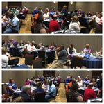 Dedicated @MSEAeducators local association leaders learning, networking, leading! #thisisourmoment