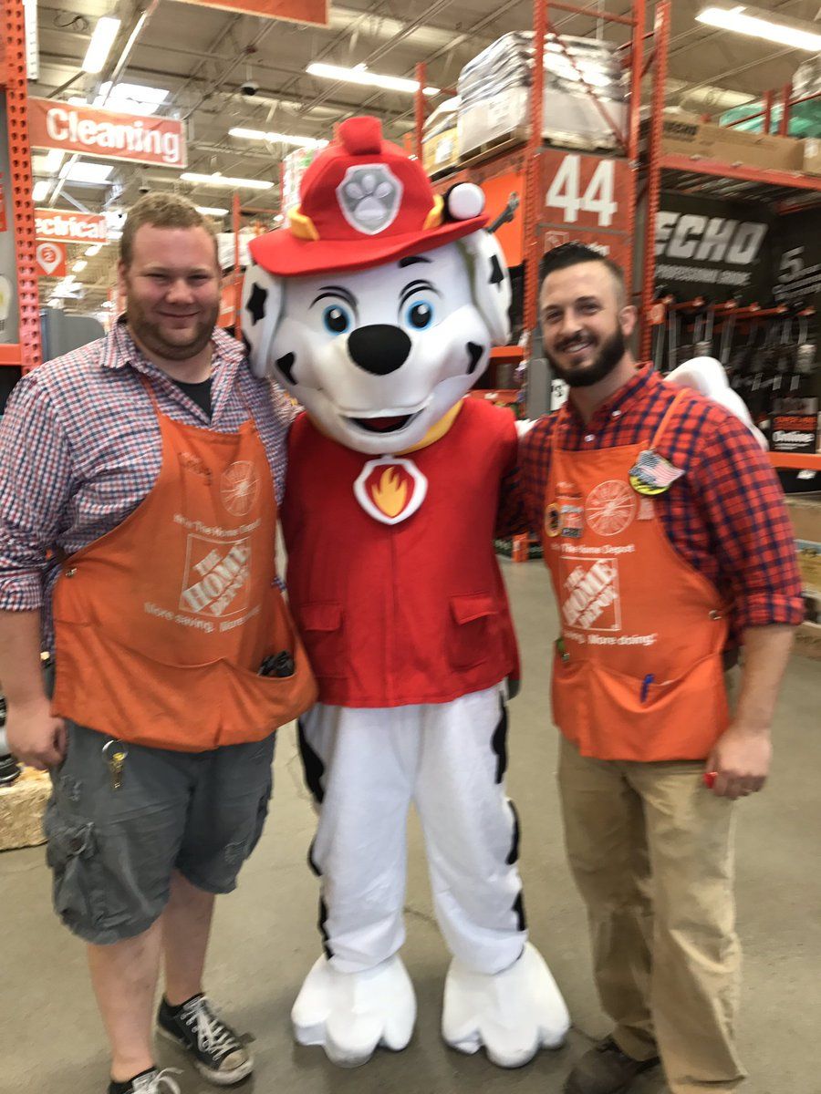 Home Depot 1231 On Twitter Fire Safety Event At 1231