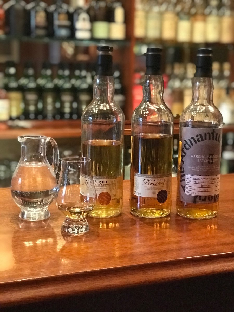 Some great #whisky from the tasting at our #festival last weekend. #ardnamurchandistillery #adelphi <br>http://pic.twitter.com/CaWD0QVP7f