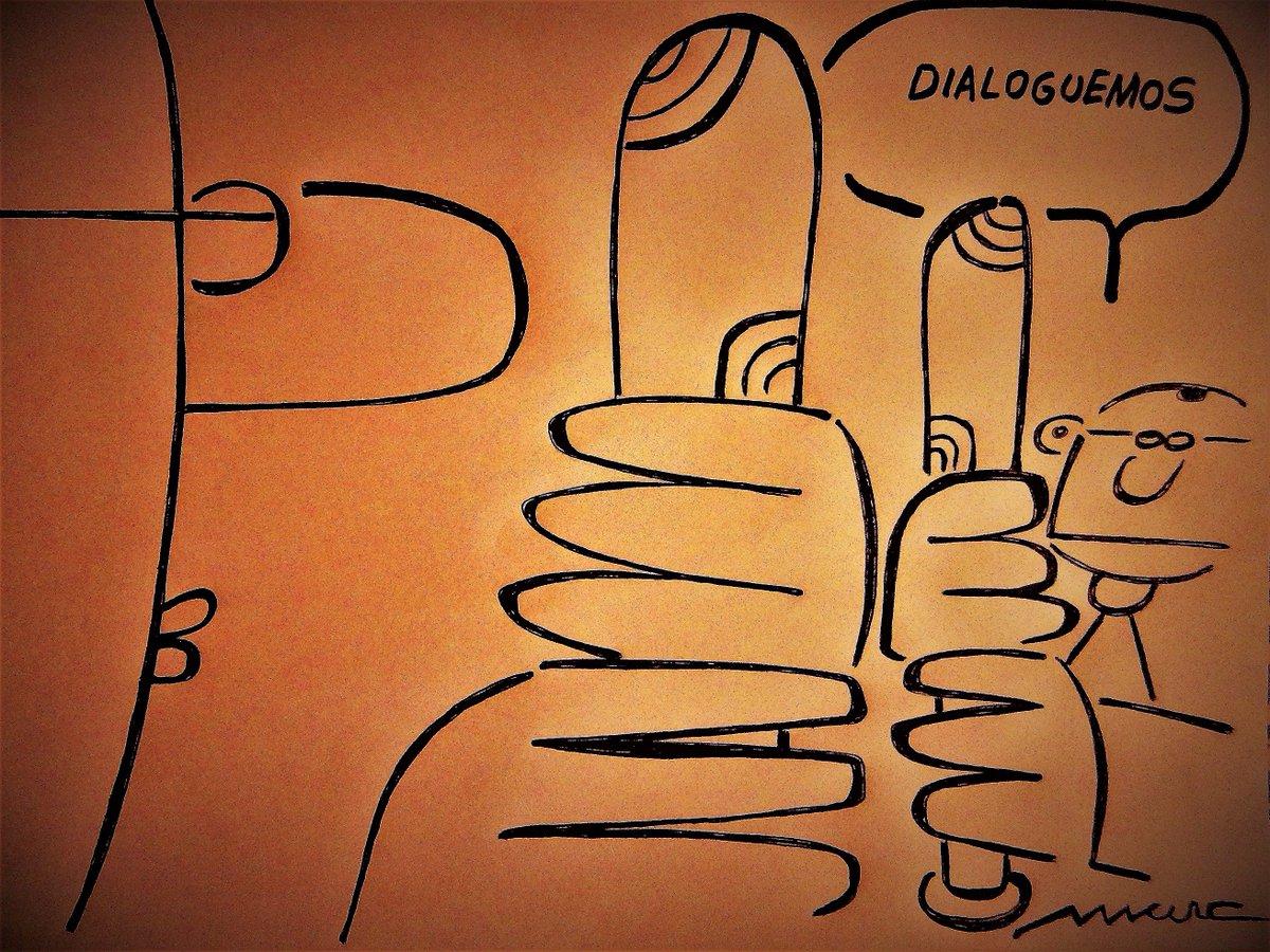 ¿Dialogamos?  - Blog MICROMONÓLOGOS DE CADA DÍA