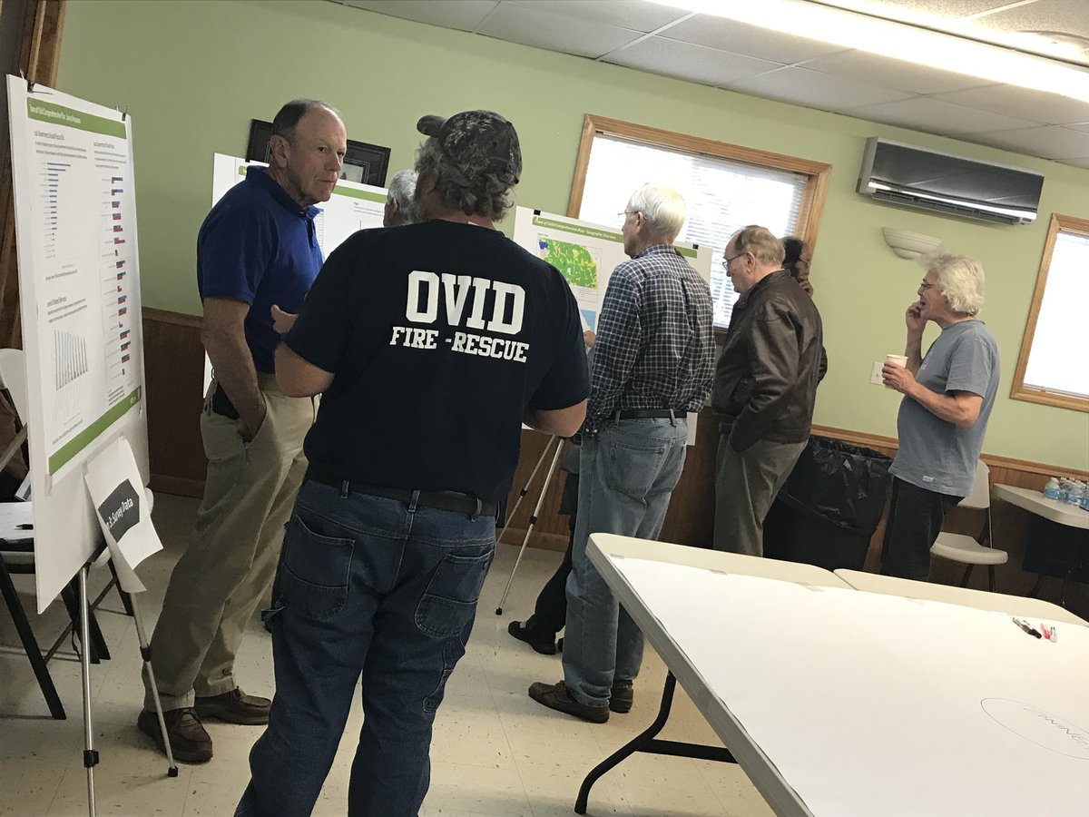 Residents will have chance for input at Ovid Comp Plan meeting