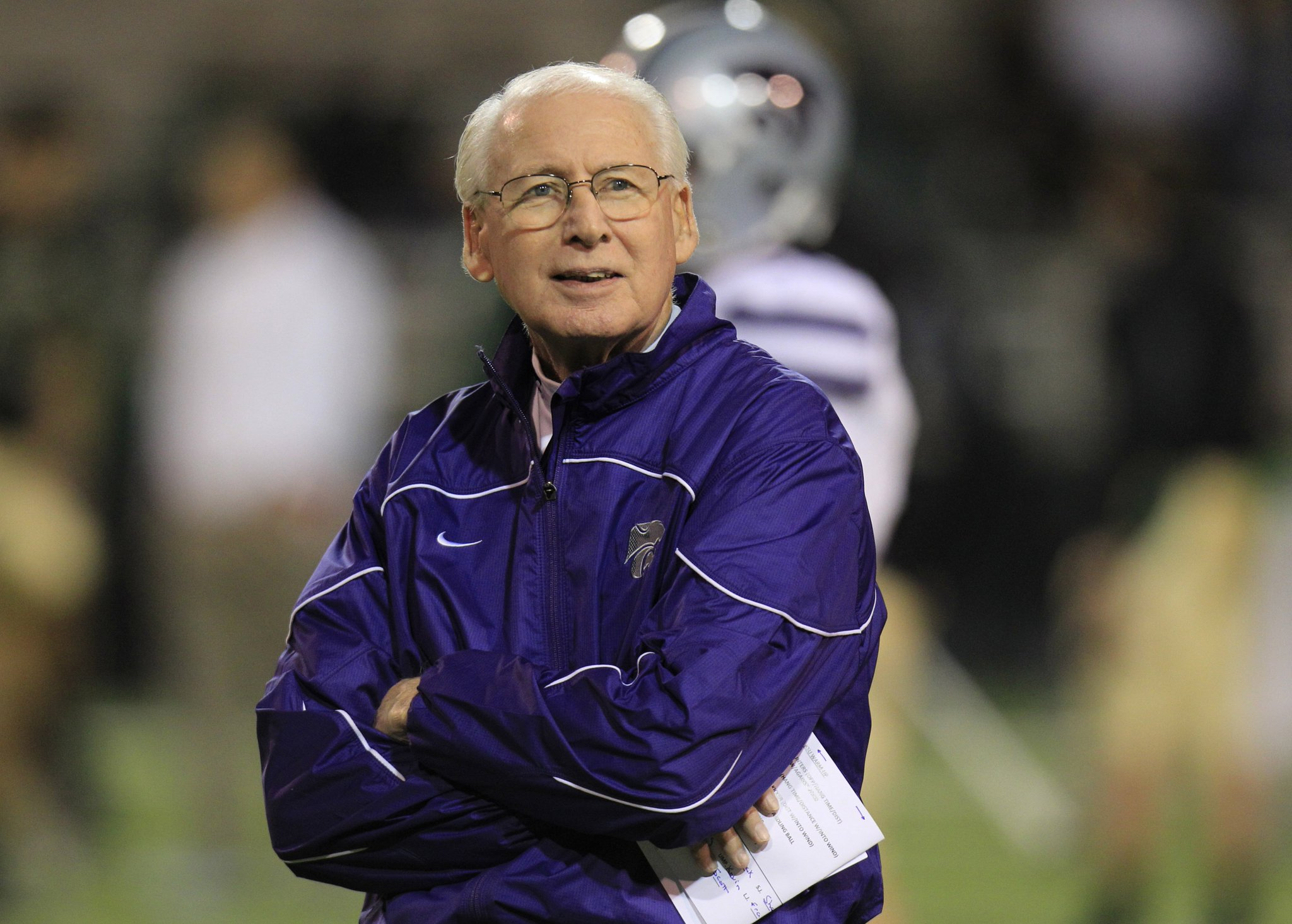 Happy 78th birthday, Bill Snyder.  In his career, Snyder is 2-2 on his birthday.