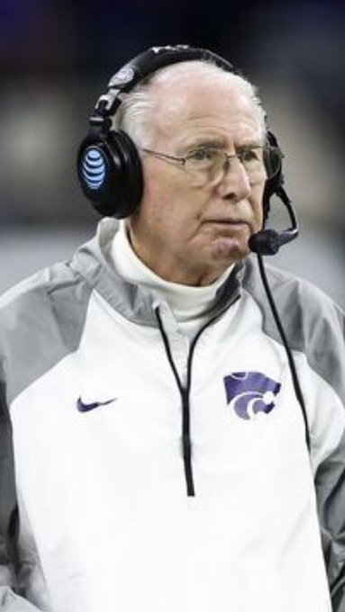 Happy 78th birthday to one of the classiest people in sports, K-Stake Coach Bill Snyder.