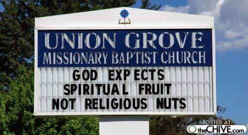 church sign of the week.... https://t.co/3dy8KoJnhS