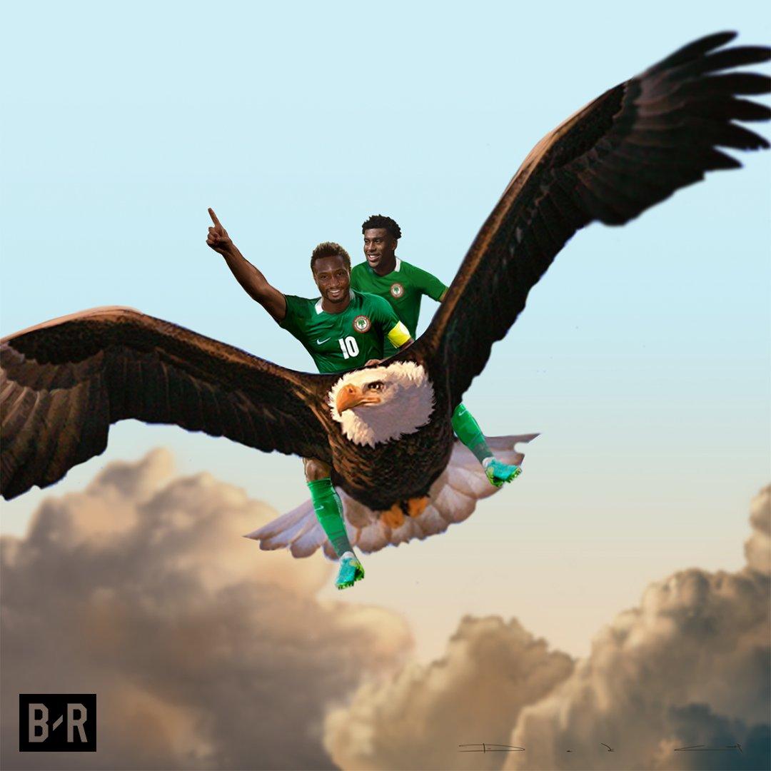 Russia 2018: Saraki Congratulates Supers Eagles