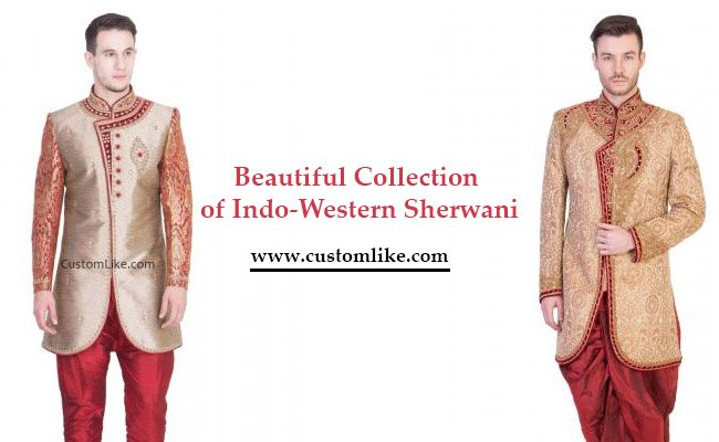Indo-Western Sherwani
