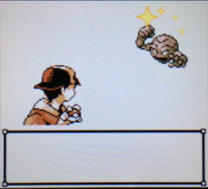 Wojeh On Twitter Shiny Geodude On Gold After 14929 Res