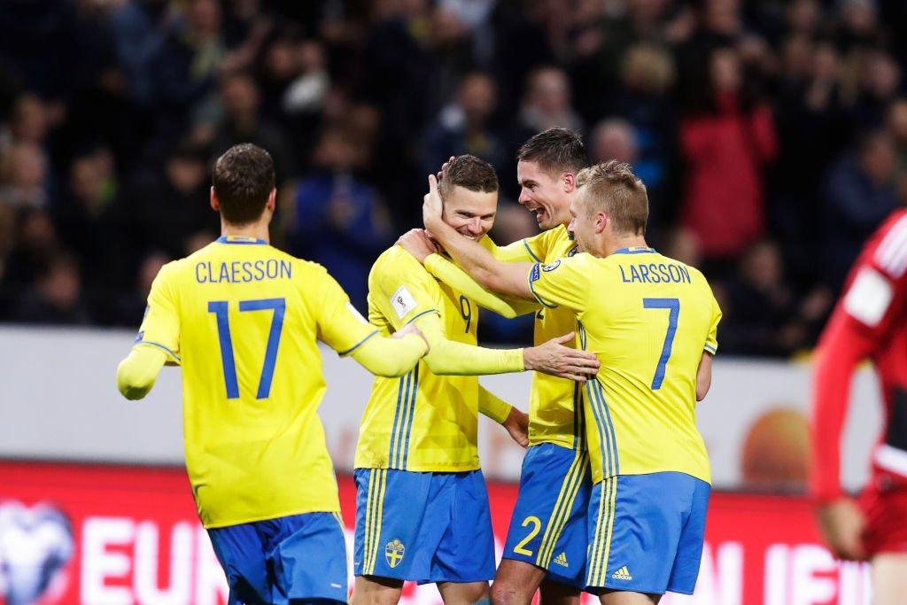 ยิ่งกว่าเละ!!! สวีเดนเปิดบ้านยำลักเซมเบิร์ก 8-0