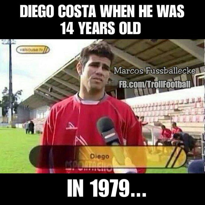 Happy Birthday Diego Costa