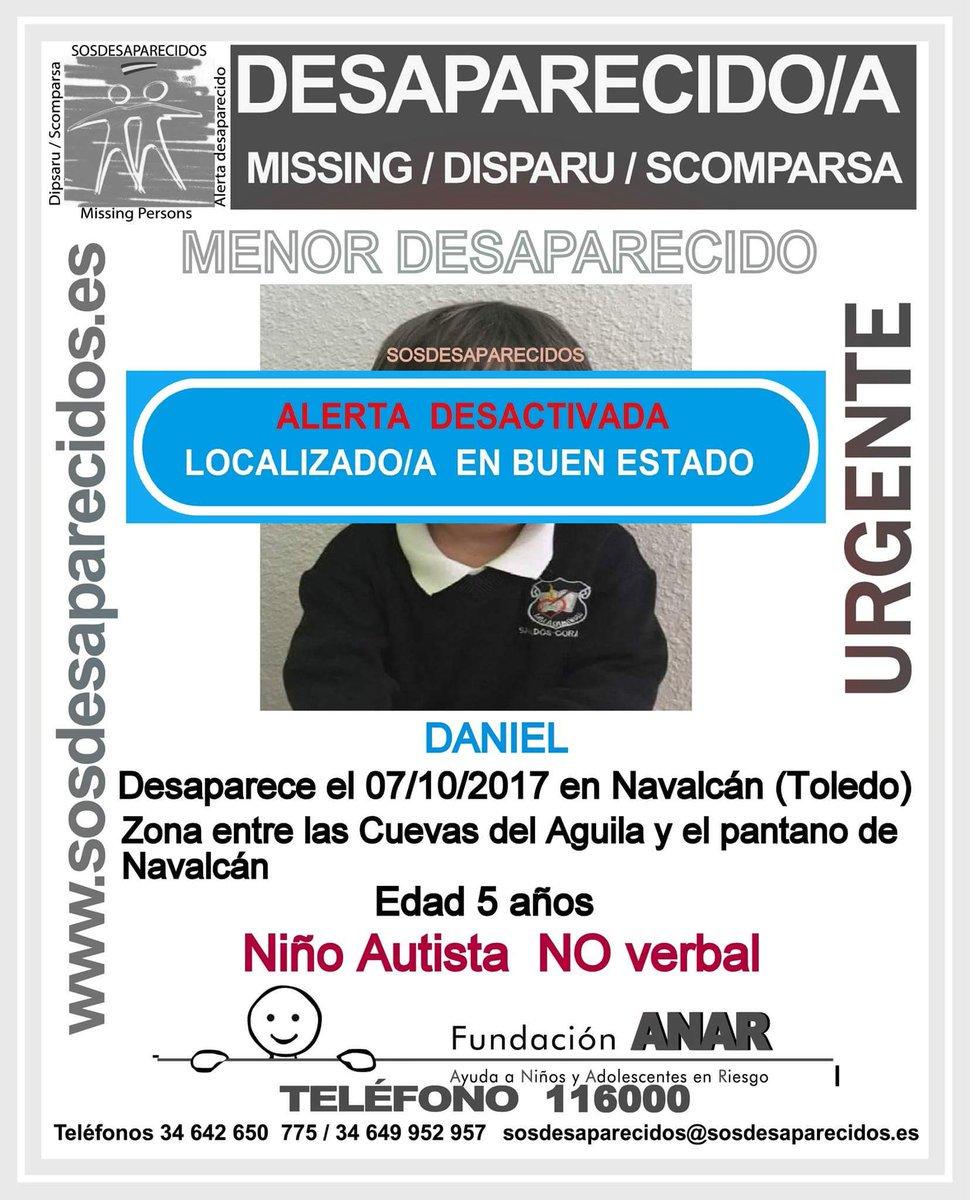 ÚLTIMAHORA Encuentran en buen estado al niño de cinco años desaparecido en   span class b135dc4bed0