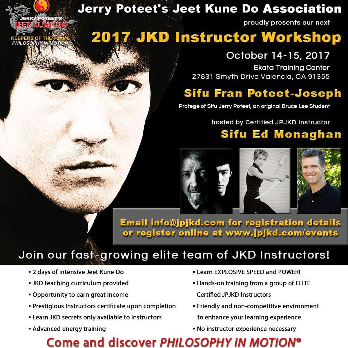 JPJKD Association™ JKDWorld Line