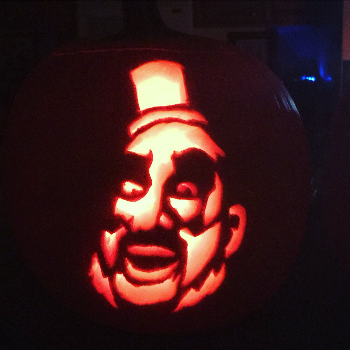 Melissa On Twitter Did A Little Pumpkin Carving This Evening