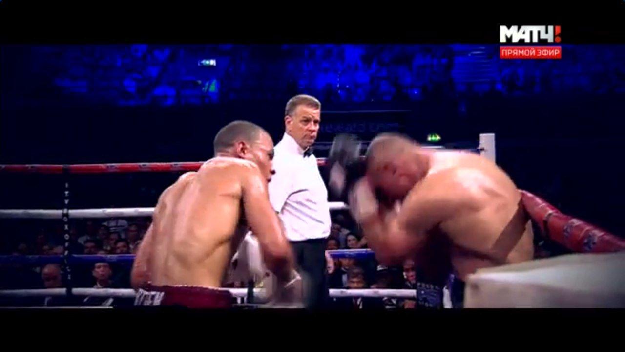 Бокс сейчас прямой эфир