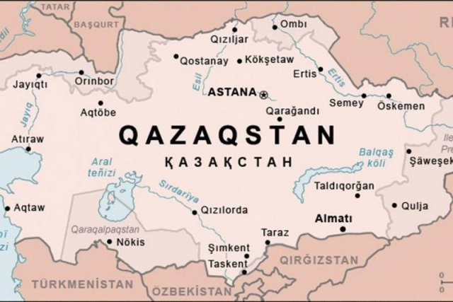 Sabena siddiqi on twitter kazakhstan state media publishes a map kazakhstan state media publishes a map of greater kazakhstan which includes parts of adjoining countriespicitteru7wqwvxpva publicscrutiny Image collections